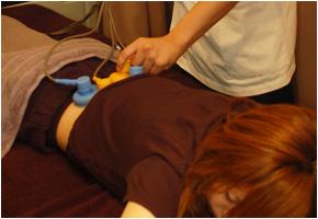 坐骨神経痛の電気療法