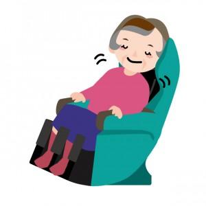 マッサージチェアと坐骨神経痛
