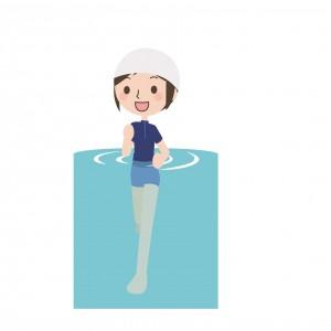 水中歩行で坐骨神経痛を克服