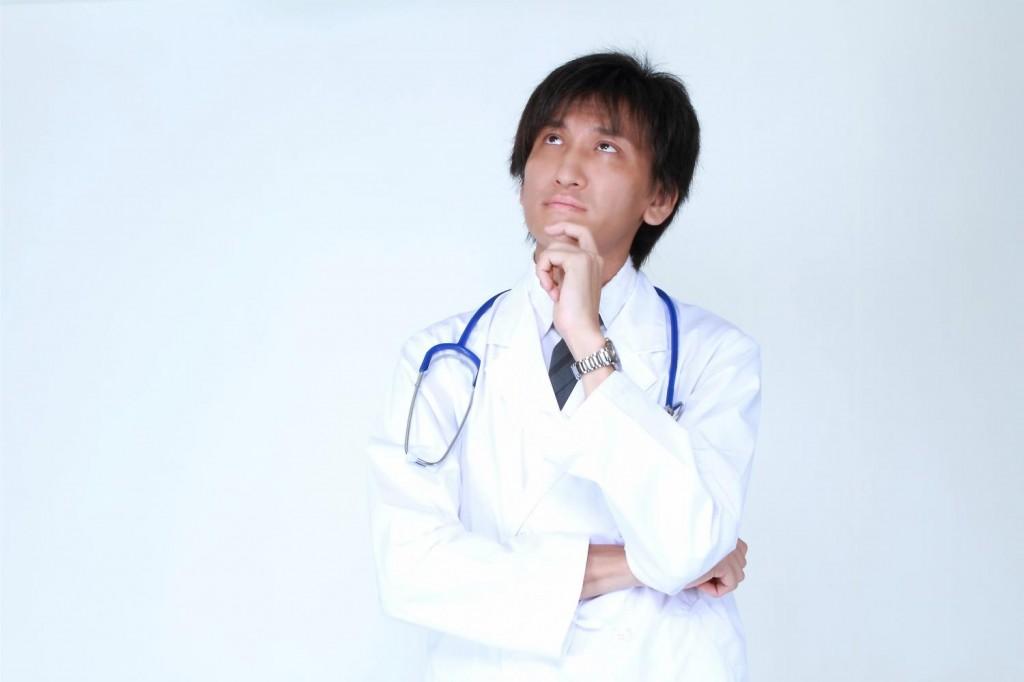 考える医者
