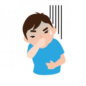 坐骨神経痛と吐き気