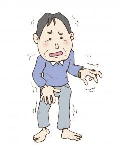 足腰のトラブル