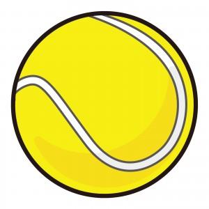 テニスボールでマッサージ