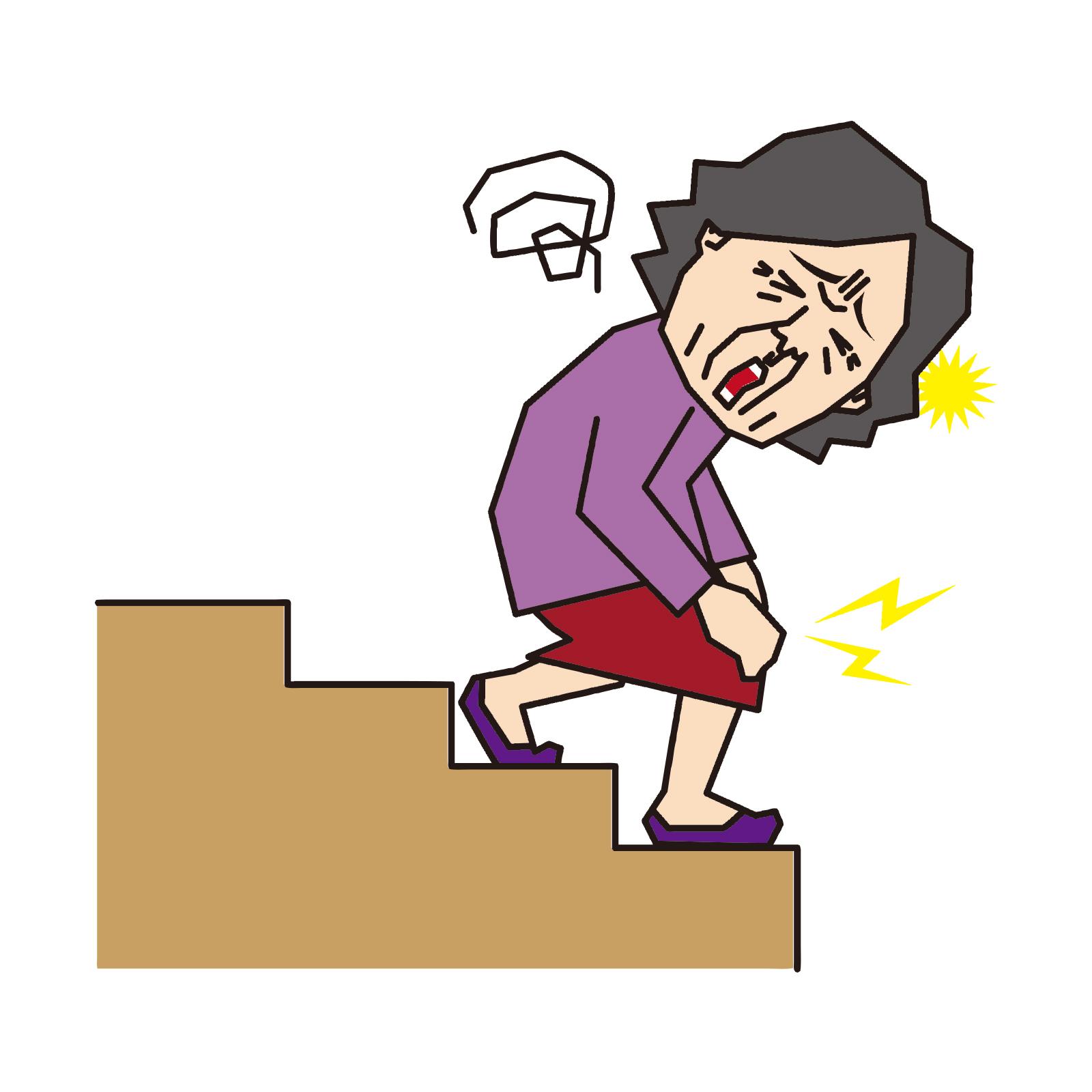 変形性股関節症と坐骨神経痛