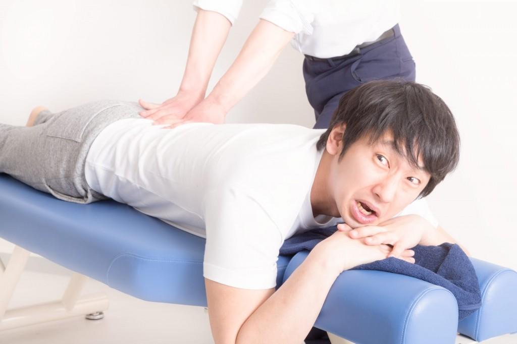 対処療法では坐骨神経痛は改善しない?